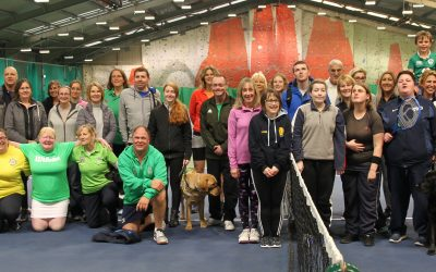 The National Blind and Visually Impaired Championships
