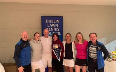 Class 3 DLTC Mixed League winners 2019